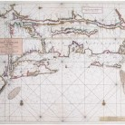 Chart of the Coast of New York and New England