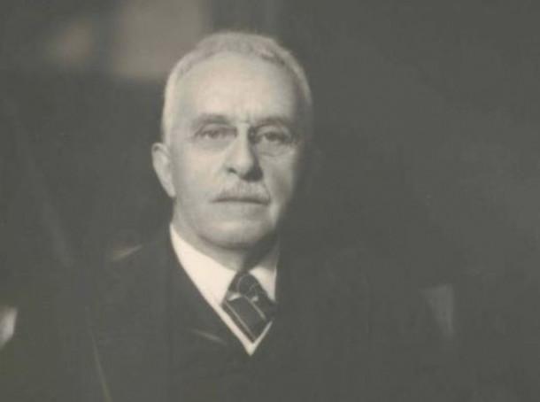 Wilbur L. Cross
