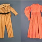 Children's clothing early 1800s