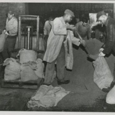 Sandbagging at the Stanley P. Rockwell Co