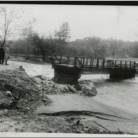 Washed-out Bridge on Simsbury Road
