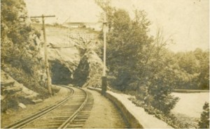 Taftville Tunnel
