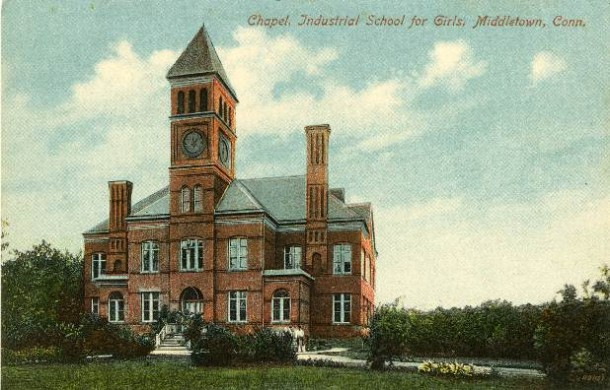 Chapel, Industrial School for Girls, Middletown