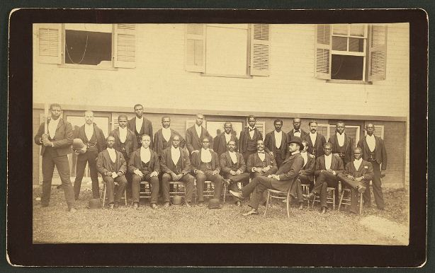 African American baseball team, Danbury