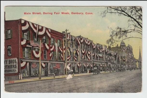Main Street, During Fair Week