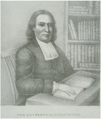 Reverend Samson Occom