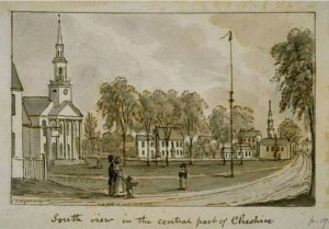 South View of the Central Part of Cheshire