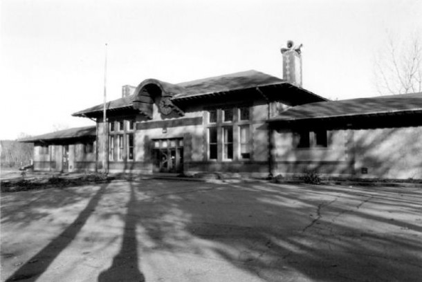 Naugatuck Railroad Station