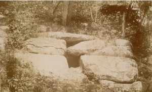 Israel Putnam's Wolf Den