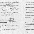 1965 Education Amendment draft