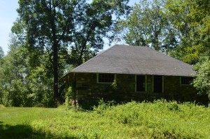 The Instrument House, Camp Columbia