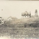 View of Camp Columbia, Morris