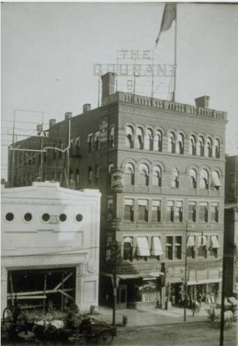 Connecticut Courant building