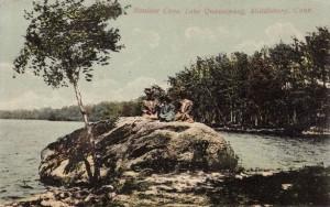 Boulder Cove, Lake Quassapaug, Middlebury
