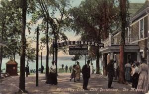 The Midway, Lake Quassapaug, Middlebury