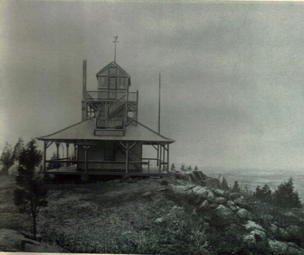 The Hermitage, Peter's Rock