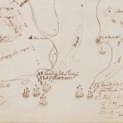 Map of the invasion of New Haven