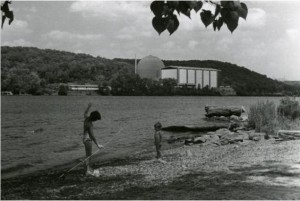 View of Connecticut Yankee Atomic Power Company, Haddam Neck