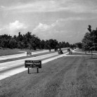 View of the Merritt Parkway in the 1930's
