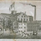 View of P. & F. Corbin's Manufactory