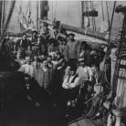 Crew of the Whaling Schooner, Margaret