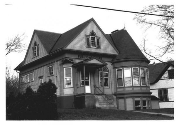 Aldrich Free Public Library, Plainfield