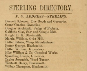 Sterling Directory