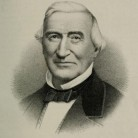 Portrait of Charles Morgan from Morgan Genealogy: A History of James Morgan, of New London, Conn., and His Descendants; from 1607 to 1869 by Nathaniel H. Morgan