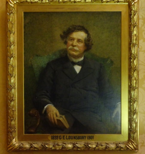 George E. Lounsbury was Governor of Connecticut from 1899–1901 - Museum of Connecticut History, Connecticut State Library