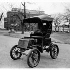 Columbia electric automobile, 1904, catalog no. 310,575 - National Museum of American History