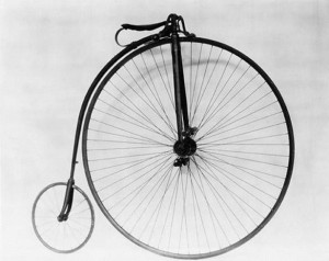 Columbia Light Roadster, 1886, catalog no. 307,217 - National Museum of American History