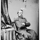Glass negative of General Alfred Howe Terry, ca. 1860-75 - Library of Congress, Prints and Photographs Division, Brady-Handy Photograph Collection