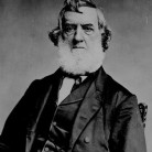 Gideon Welles was one of only two cabinet members, the other being Secretary of State William H. Seward, that served in Lincoln's cabinet through the entire duration of the Civil War - National Archives, Pictures of the Civil War
