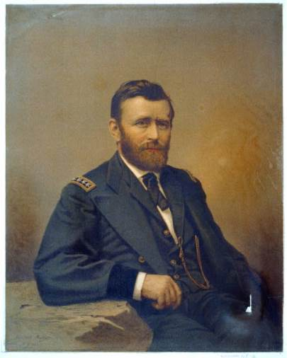 Ulysses S. Grant - Library of Congress, Prints and Photographs Division