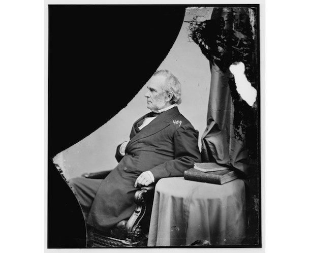 Honorable  William A. Buckingham of Connecticut, ca. 1860-75 - Library of Congress, Prints and Photographs Division, Brady-Handy Collection