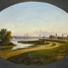 View of the Colt Factory from Dutch Point