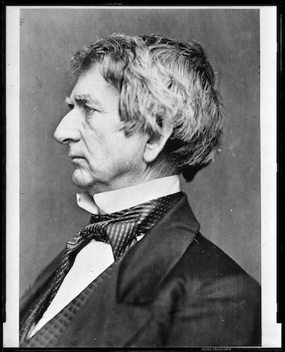William Henry Seward - Library of Congress, Prints and Photographs Division