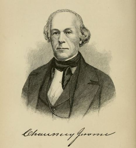 History of the American Clock Business for the Past Sixty Years, and Life of Chauncey Jerome, Written by Himself