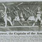 Death of Capt. Ferrer, the Captain of the Amistad, July 1839 - Connecticut Historical Society and Connecticut History Illustrated