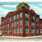 Bakery of the Frisbie Pie Company, Bridgeport - Bridgeport History Center