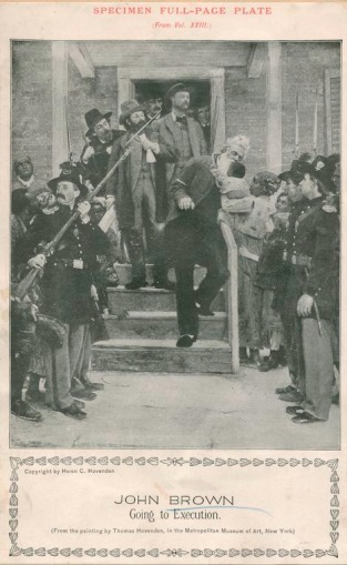 John Brown. Going to Execution. - New York Public Library Digital Collections, The Miriam and Ira D. Wallach Division of Art, Prints and Photographs