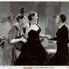 Rosalind Russell, Norma Shearer, and unidentified actress in the motion picture The Women - Billy Rose Theatre Division, New York Public Library Digital Collections