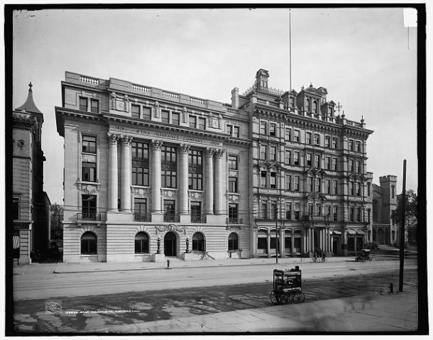 Aetna Insurance Co., Hartford, Conn., ca. 1907 - Library of Congress, Prints and Photographs Division