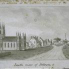 Illustration of Hebron by John Warner Barber