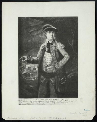 benedict arnold hero or traitor essay