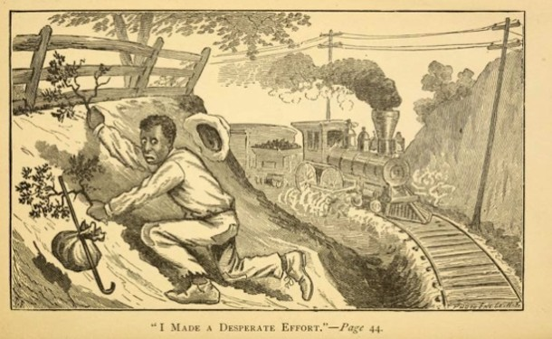 Underground Railroad Pictures A Station Of The: James Lindsey Smith Takes The Underground Railroad To