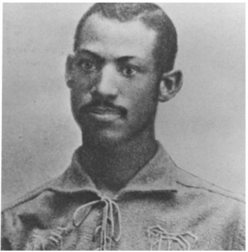 Moses Fleetwood Walker - National Baseball Hall of Fame