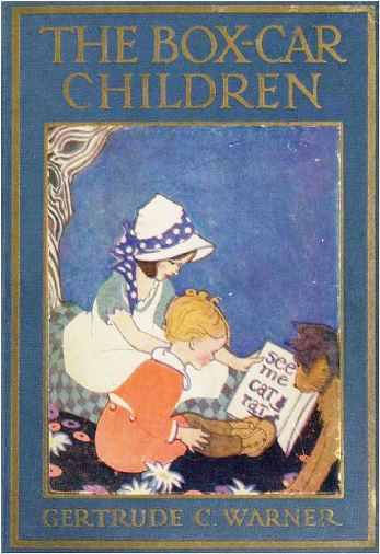 The Boxcar Children by Gertrude Chandler Warner, 1924 - Archive.org