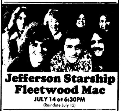 Detail from Hartford Courant display ad June 27, 1976.