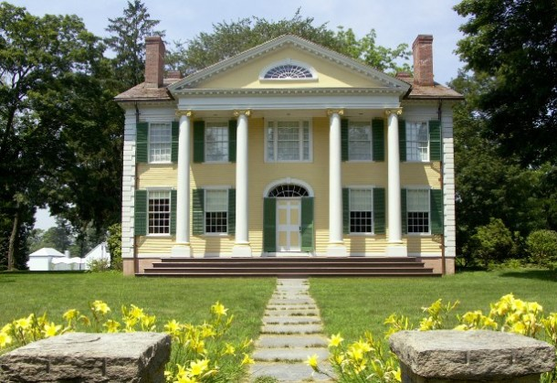 Florence Griswold House - Florence Griswold Museum